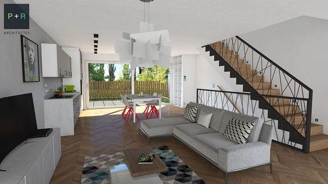 acheter maison mitoyenne 3 chambres 172.89 m² luxembourg photo 1
