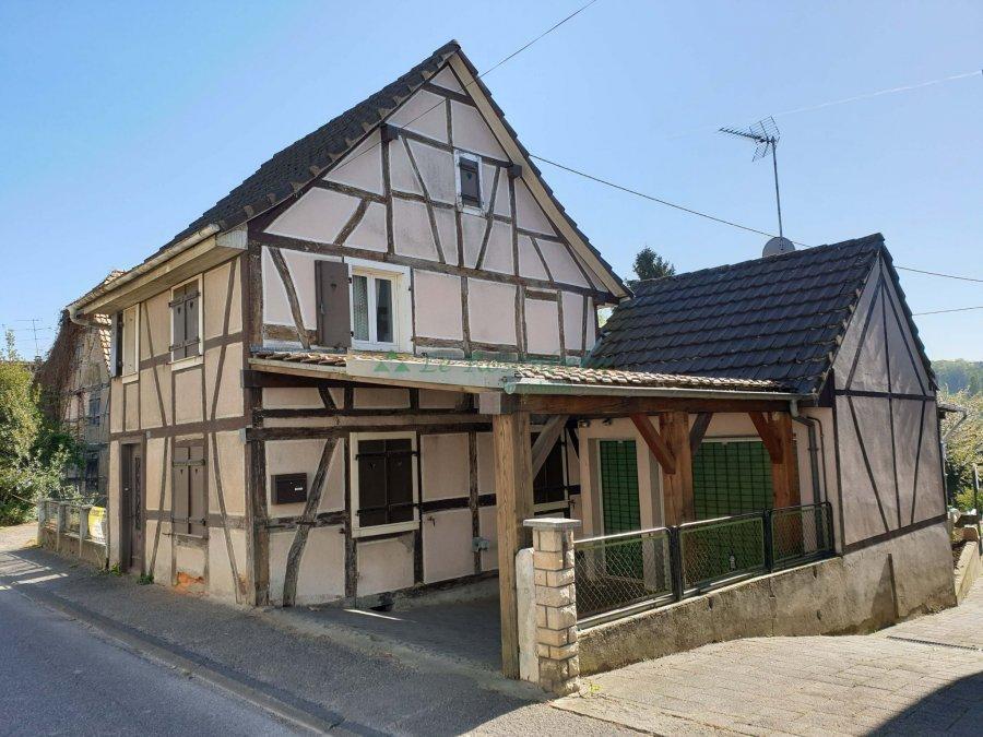Maison à vendre F3 à Waldighofen