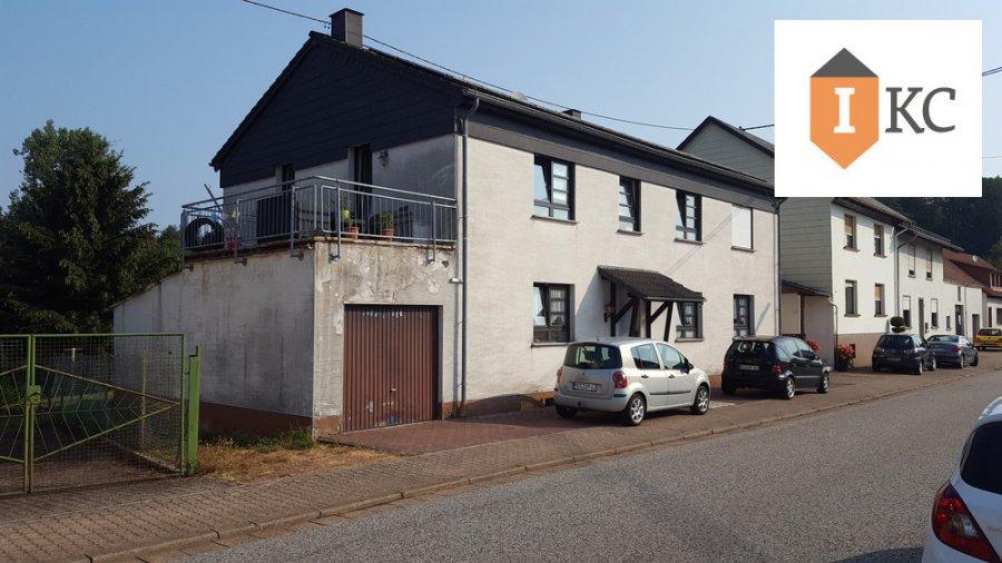 einfamilienhaus kaufen 8 zimmer 187 m² wadern foto 3