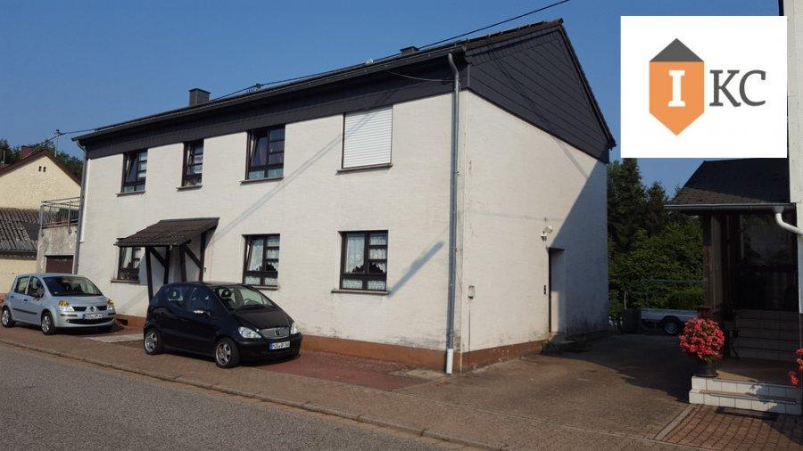 einfamilienhaus kaufen 8 zimmer 187 m² wadern foto 1