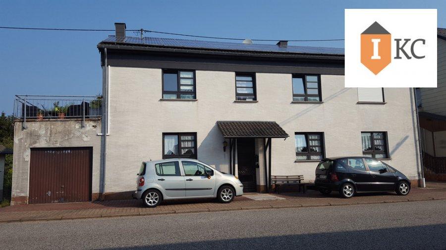 einfamilienhaus kaufen 8 zimmer 187 m² wadern foto 2