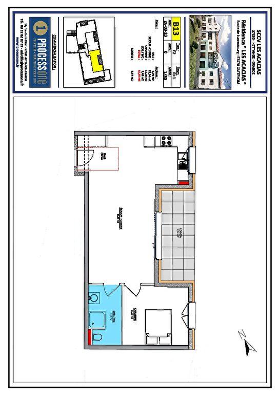 acheter appartement 2 pièces 51.76 m² cattenom photo 1