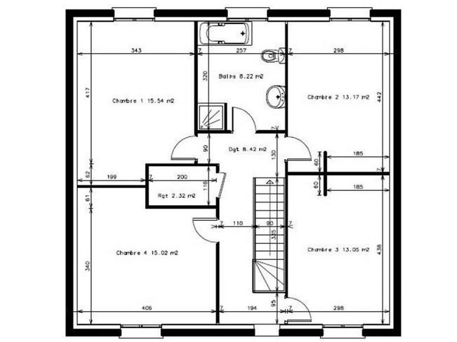acheter maison 6 pièces 124 m² aumetz photo 2