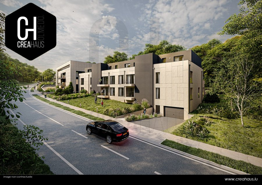 acheter appartement 1 chambre 54.92 m² bridel photo 1