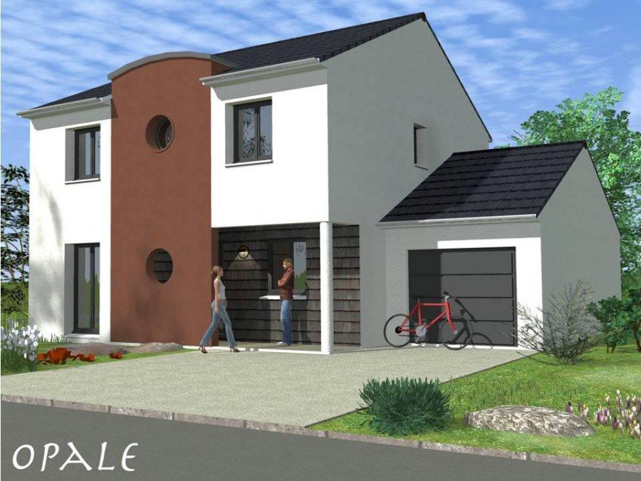 acheter terrain constructible 6 pièces 129 m² sillegny photo 1