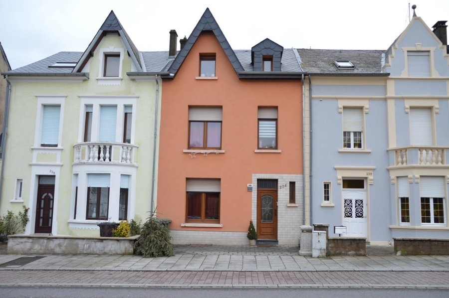 Maison à vendre 3 chambres à Rodange