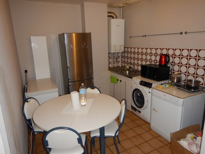 Appartement à louer F2 à rue gilbert