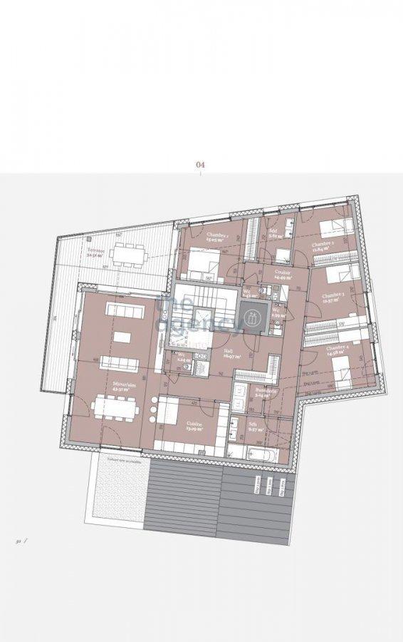 acheter résidence 0 chambre 94.83 à 187.02 m² mondercange photo 5