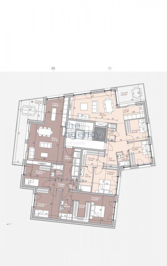 acheter résidence 0 chambre 94.83 à 187.02 m² mondercange photo 4