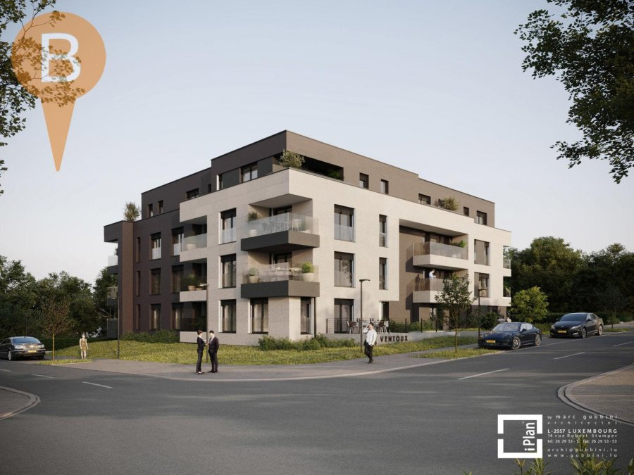 apartment for buy 1 bedroom 60.96 m² luxembourg photo 2