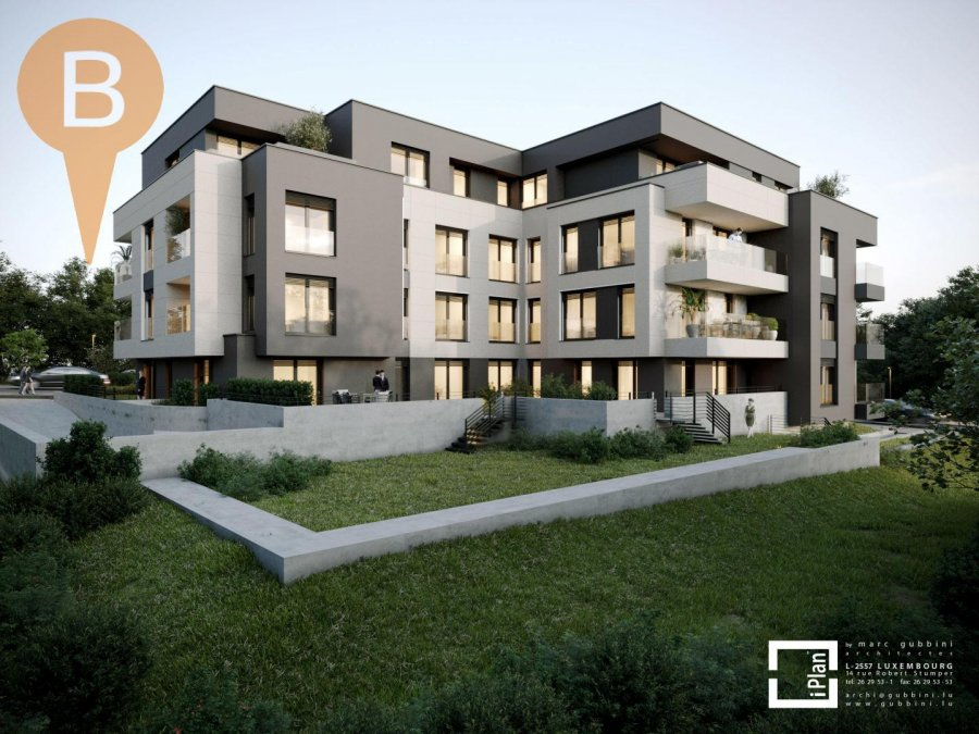 apartment for buy 1 bedroom 60.96 m² luxembourg photo 1