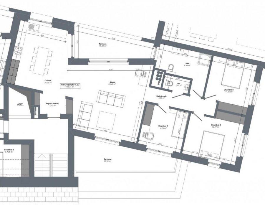 acheter appartement 3 chambres 126 m² eschweiler (wiltz) photo 5