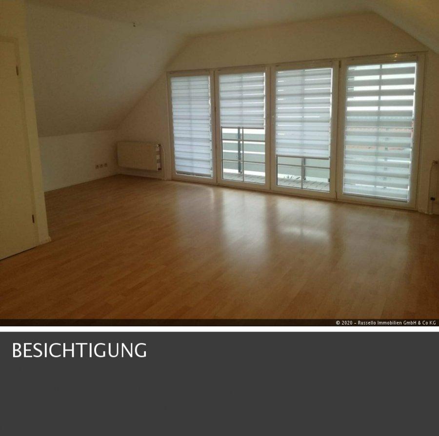 wohnung mieten 2 zimmer 54 m² saarbrücken foto 1