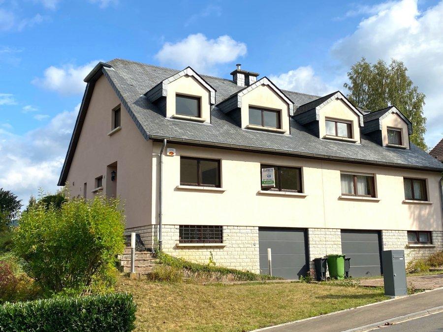 Maison jumelée à louer 4 chambres à Bereldange