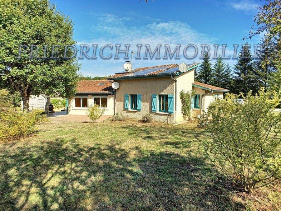 acheter maison 9 pièces 160 m² les trois-domaines photo 1