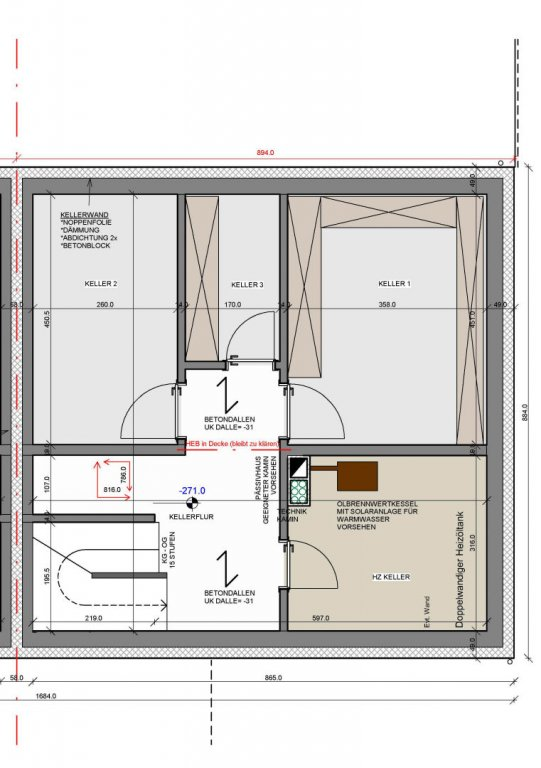 house for buy 3 bedrooms 133.14 m² weiswampach photo 5