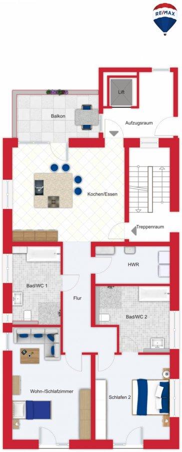 wohnung kaufen 3 zimmer 121 m² beckingen foto 3