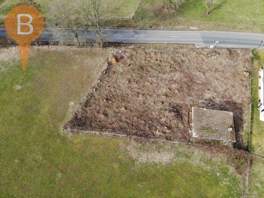 Terrain constructible à Bettel