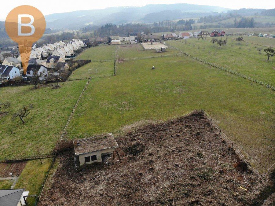 Terrain constructible à vendre à Bettel
