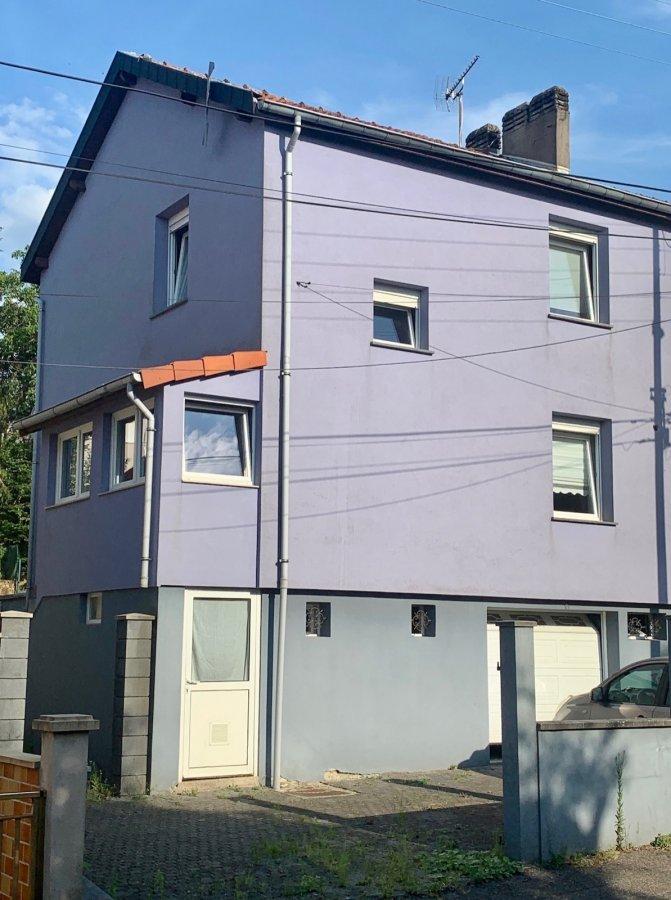 acheter maison 10 pièces 120 m² villerupt photo 1