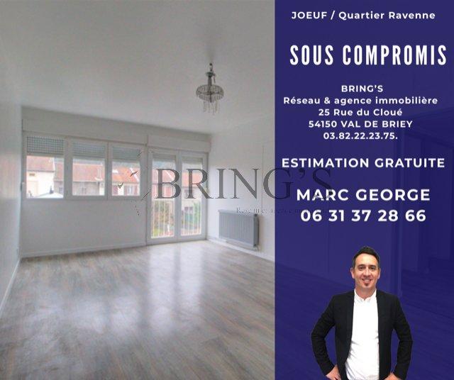 acheter appartement 5 pièces 89 m² joeuf photo 1