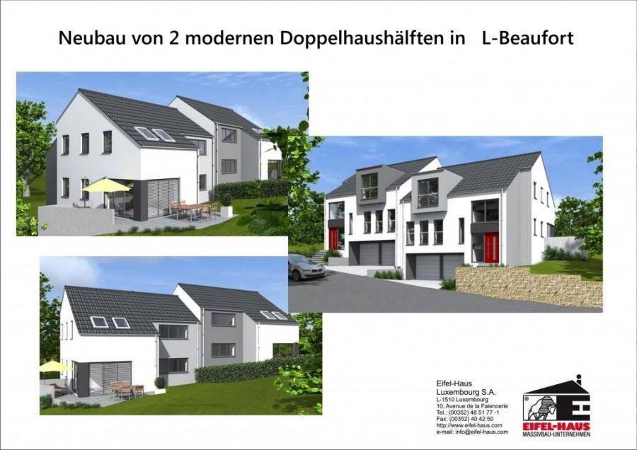 acheter maison jumelée 3 chambres 178 m² beaufort photo 2