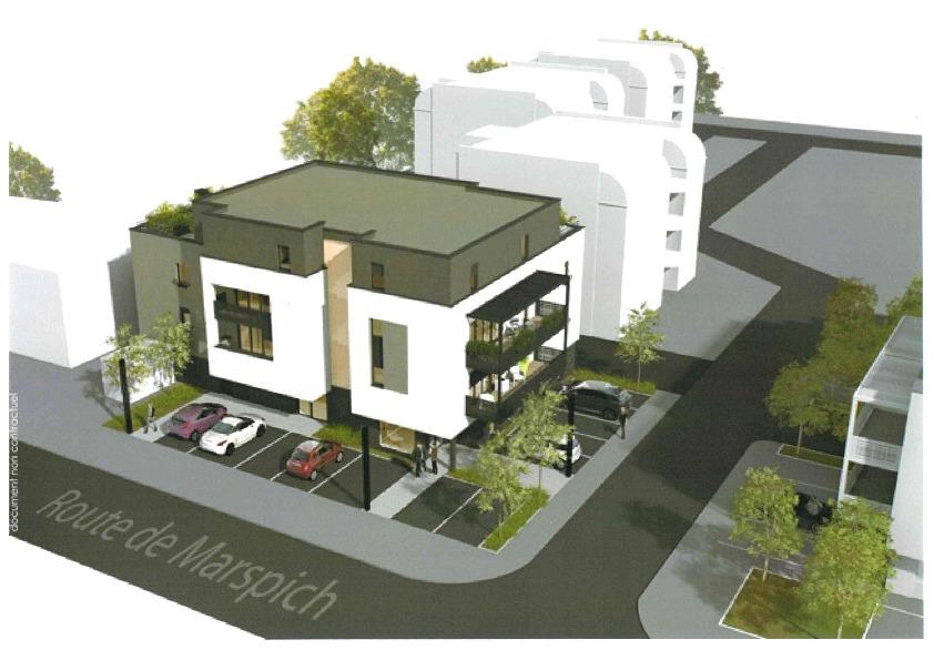 wohnung kaufen 3 zimmer 63.49 m² terville foto 1