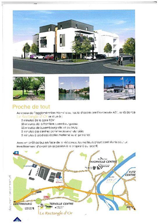 wohnung kaufen 3 zimmer 63.49 m² terville foto 3