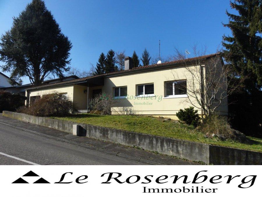 Maison à louer F7 à Hegenheim