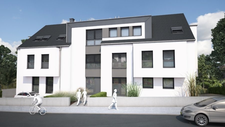 acheter penthouse 4 chambres 157.39 m² bettembourg photo 2