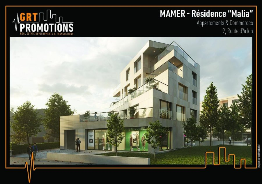 acheter appartement 1 chambre 61.63 m² mamer photo 3