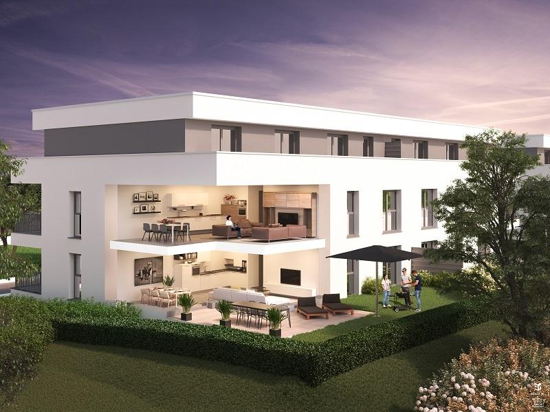 acheter appartement 3 chambres 118 m² hesperange photo 2