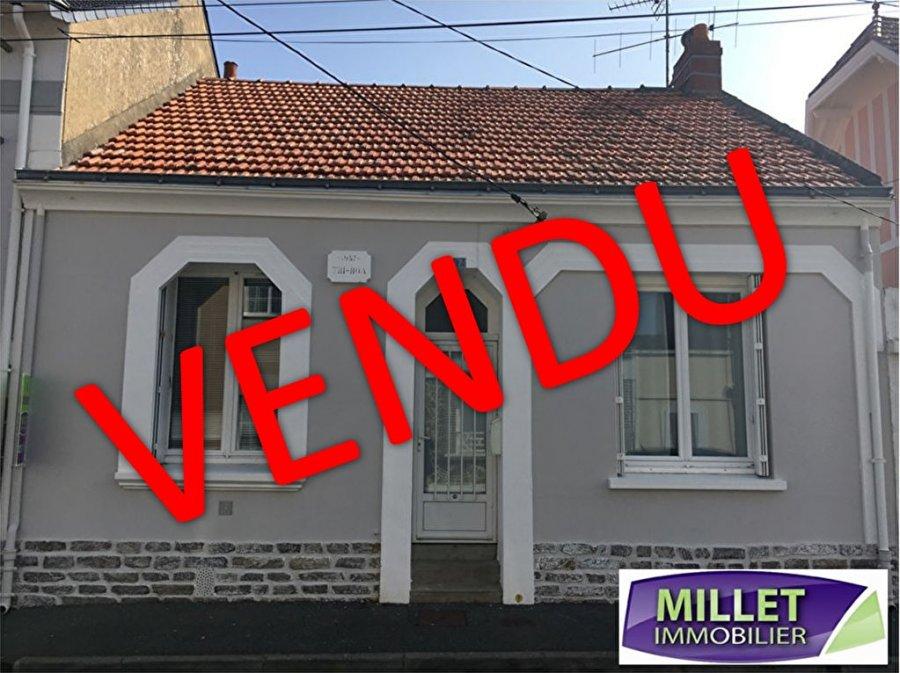 acheter maison 4 pièces 50 m² les sables-d'olonne photo 1
