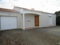 Maison à louer F3 à Challans - Réf. 5015226