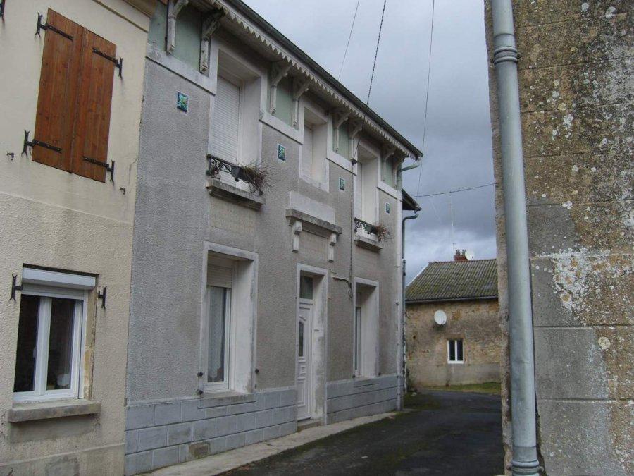 Maison à vendre F2 à Mouzay