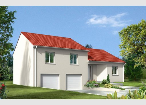 Neuf maison malleloy meurthe et moselle r f 5138362 for Neuf maison