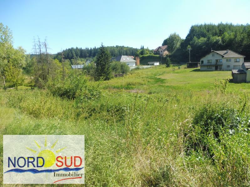 Terrain constructible à vendre à Reyersviller