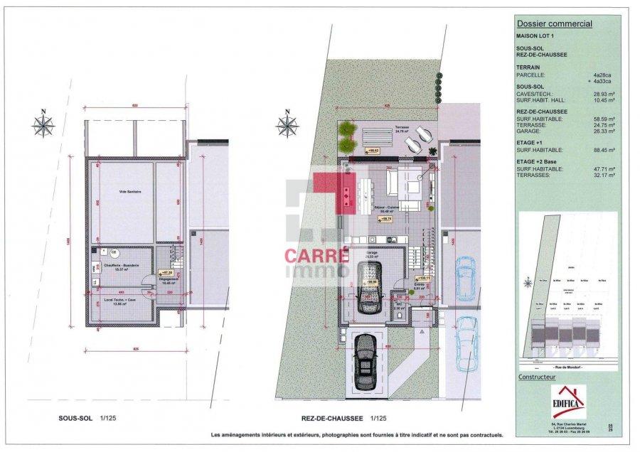 acheter maison 4 chambres 157.49 m² frisange photo 7