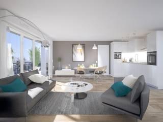 acheter appartement 4 pièces 85.54 m² mulhouse photo 2