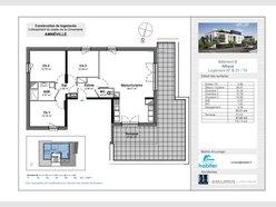 Appartement à vendre F4 à Amnéville - Réf. 6339514