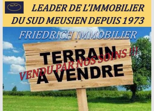 Terrain constructible à vendre à Pagny-sur-Meuse (FR) - Réf. 7134906