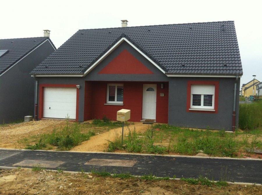 acheter maison individuelle 5 pièces 90 m² chambley-bussières photo 3