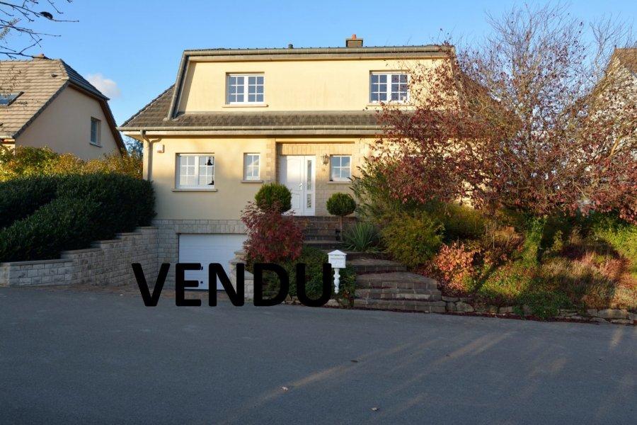 Maison individuelle à vendre 4 chambres à Hostert (Rambrouch)