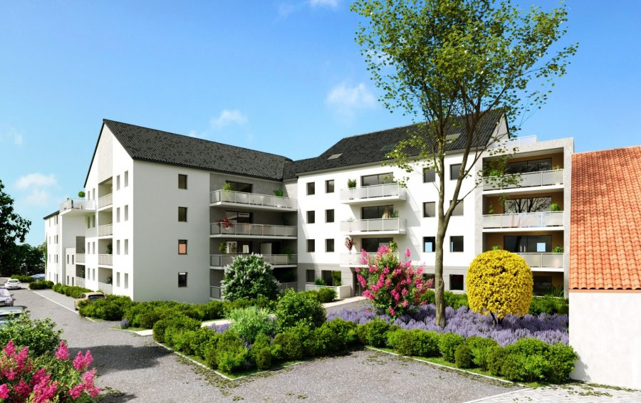 acheter appartement 3 pièces 63.38 m² coin-lès-cuvry photo 2