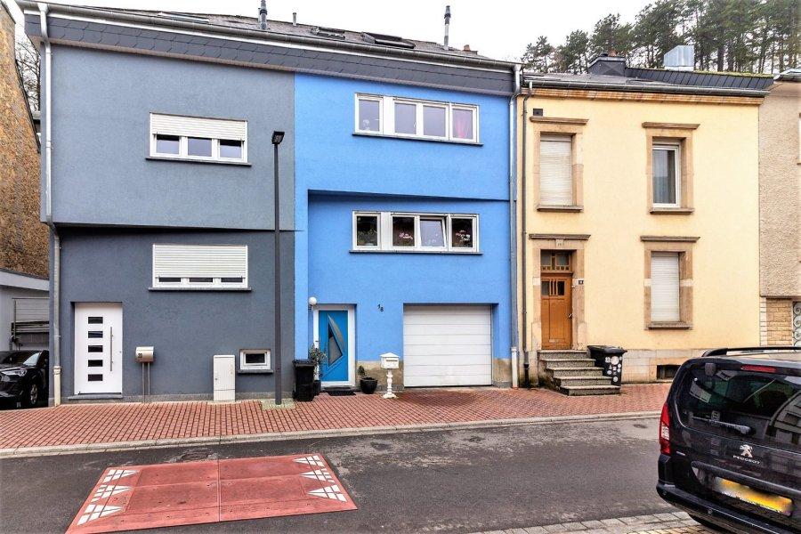 acheter maison mitoyenne 3 chambres 150 m² rumelange photo 1