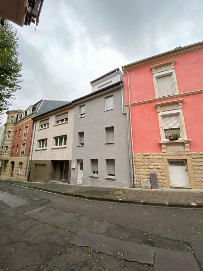 reihenhaus kaufen 5 schlafzimmer 190 m² esch-sur-alzette foto 1