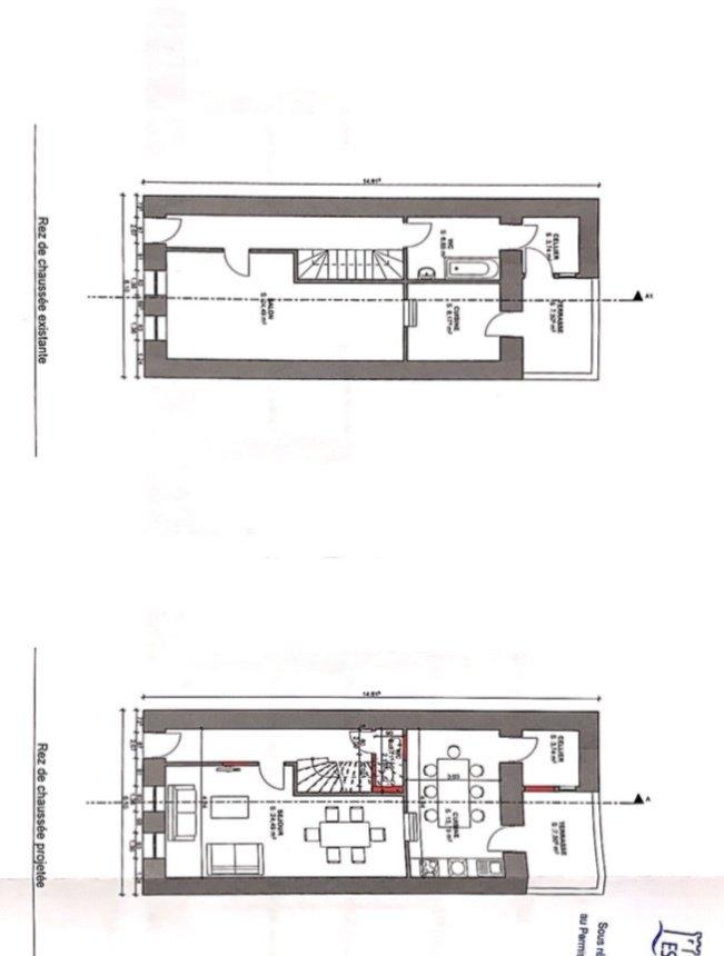reihenhaus kaufen 5 schlafzimmer 190 m² esch-sur-alzette foto 7