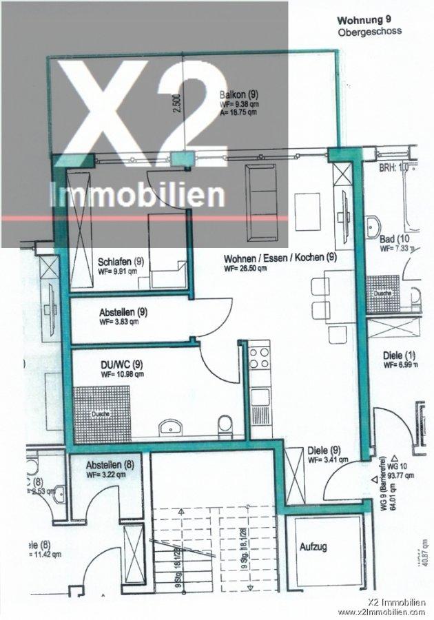 wohnung kaufen 2 zimmer 64.01 m² wittlich foto 1