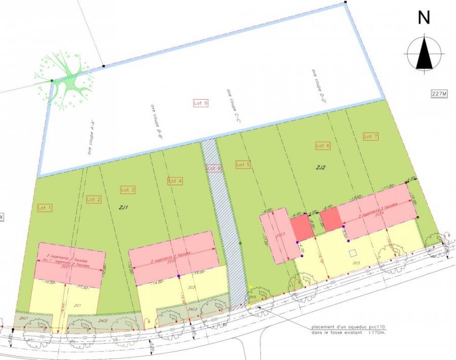 acheter terrain constructible 0 pièce 1210 m² bastogne photo 1