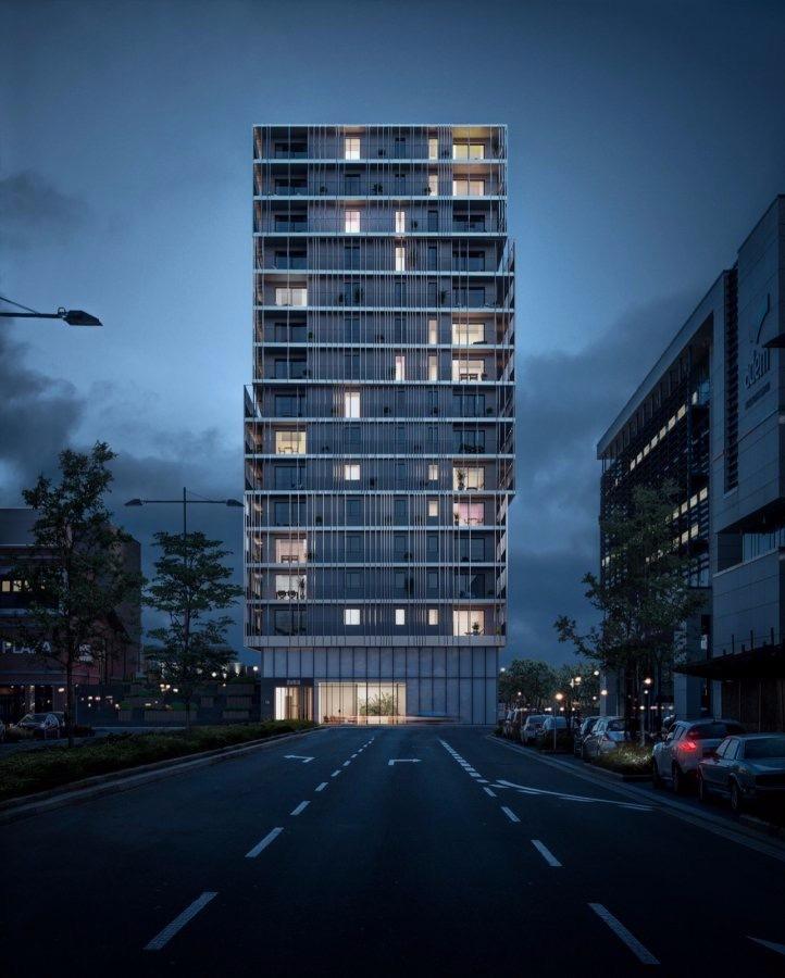 wohnung kaufen 2 schlafzimmer 74.11 m² belval foto 3